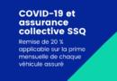 Covid-19 et assurance collective SSQ